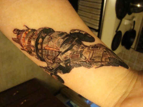 A collection of the geekiest, nerdiest, most wonderful geek tattoos out there. Description from aibob.blogspot.com. I searched for this on bing.com/images