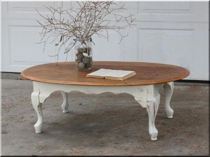Shabby chic stílusú asztal