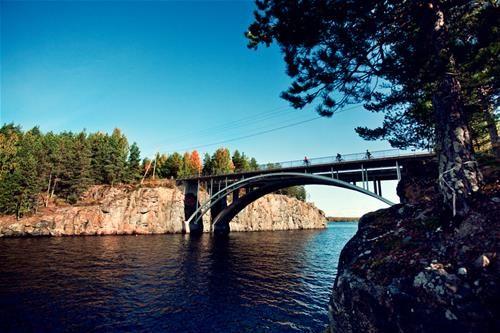 Imatra - Finnland Rundreisen