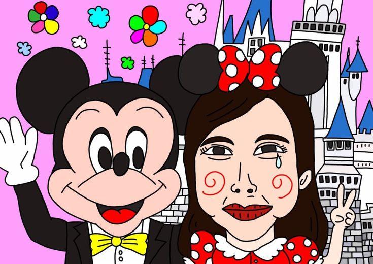 ディズニーランド 開園記念日4月15日 鬼奴とともに なかよしmarket なかマケ ディズニーランド 開園 ディズニーランド ディズニーのテーマ