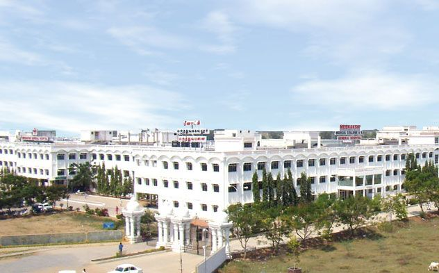 Meenakshi Medical College And Research Institute Mbbs Admission 2017