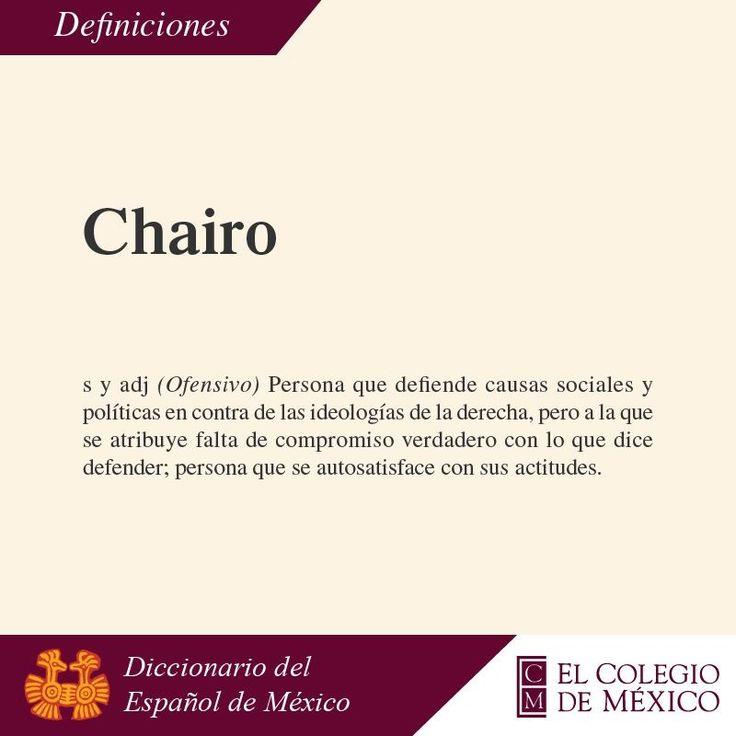 """""""Chairo"""""""
