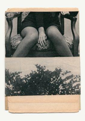 Katrien De Blauwer #collage #mixedmedia