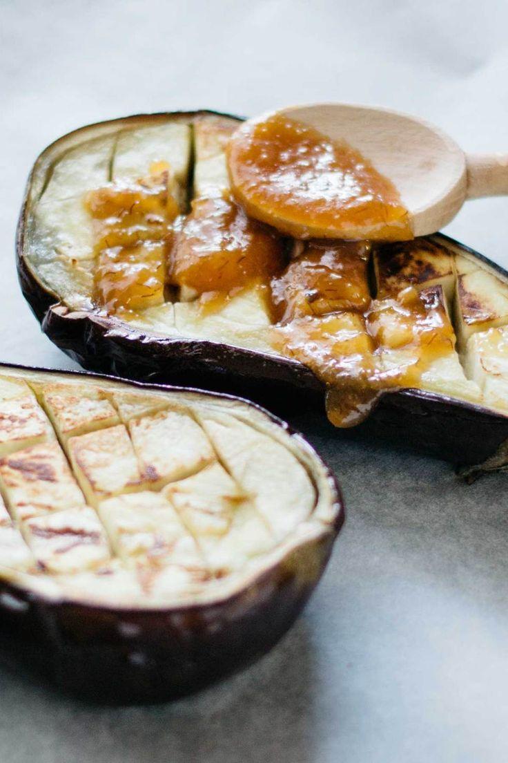 Nasu Dengaku – Miso Glazed Eggplant なす田楽