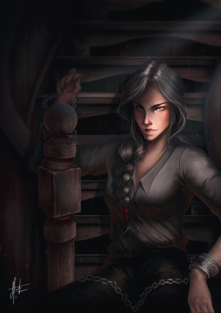 Manon by JoPainter