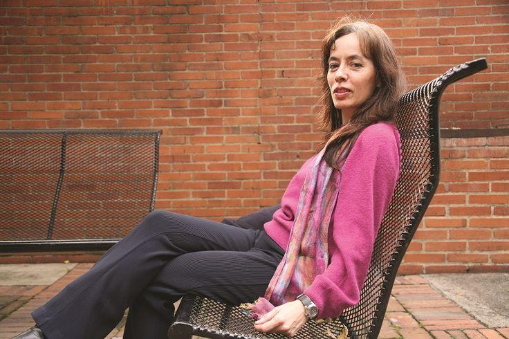 Investigadora Sonia Patricia Paredes