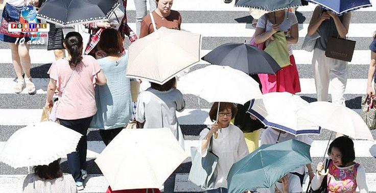Cuidado com a insolação: temperaturas acima de 35ºC em várias regiões