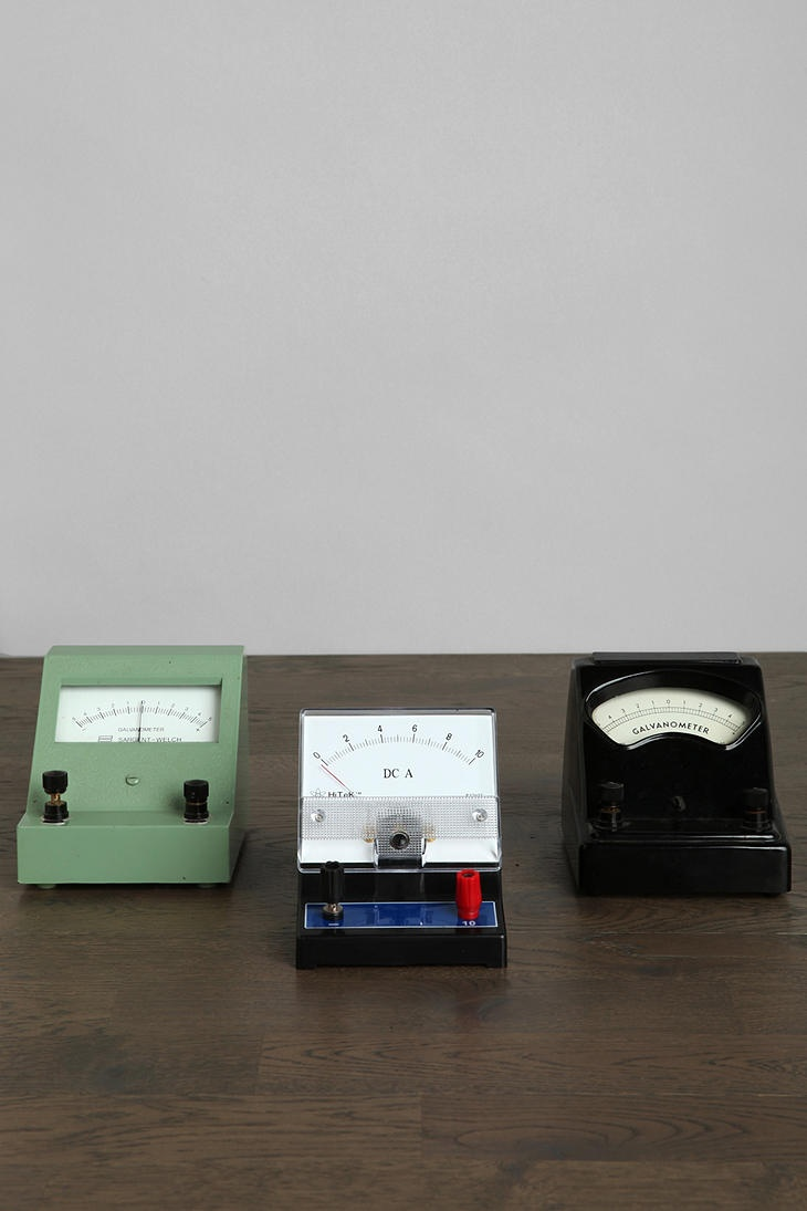 Shop Vintage Galvanometer at Urban Outfitters today
