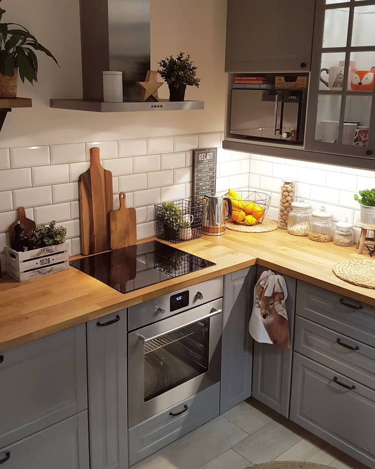 30 Most Beautiful Kitchen Decorating Ideas 2019 – Page 26 of 33