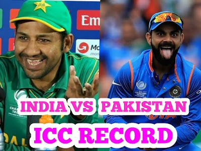 Indian sports Channel: India vs Pakistan icc tournament records you shoul...