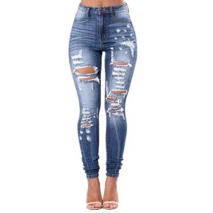 c4def06a07cbd Pantalones Vaqueros Levanta Cola Jeans