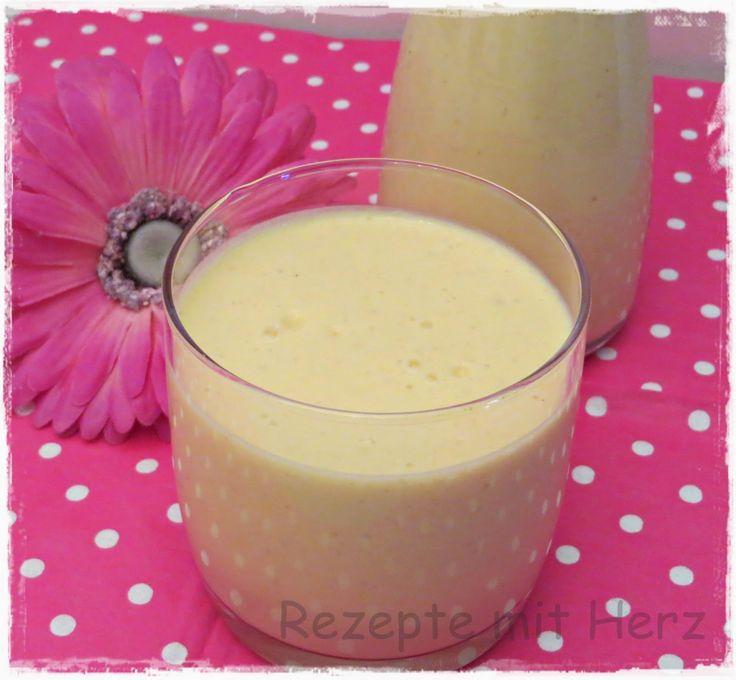 Thermomix - Rezepte mit Herz : Mango-Cashew-Shake