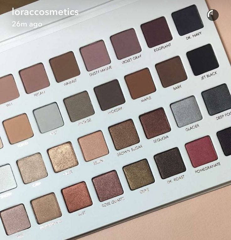 Lorac Mega Pro 3 Palette features 32 different eyeshadows. It has a mix of shimmer and matte shades. Check out more details in this post