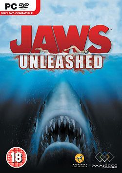 Jaws Unleashed XBOXille
