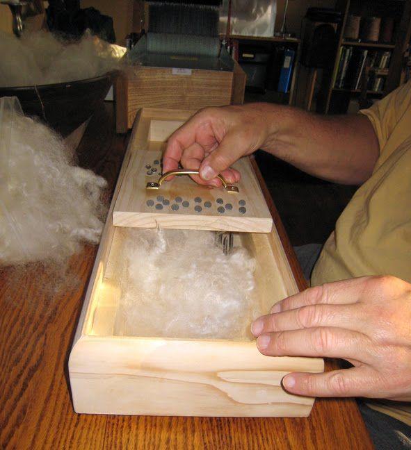 Diy wool picker myideasbedroom com