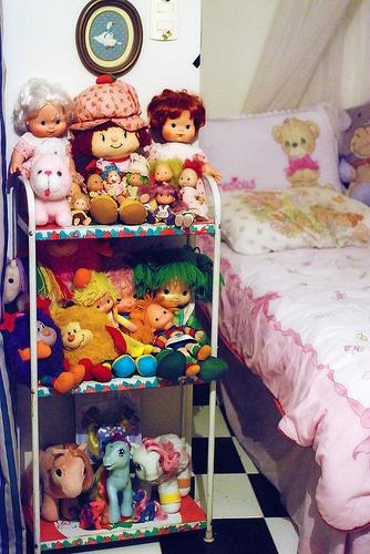80s Girl Room 1980s Kids Vintage Toys Retro Toys