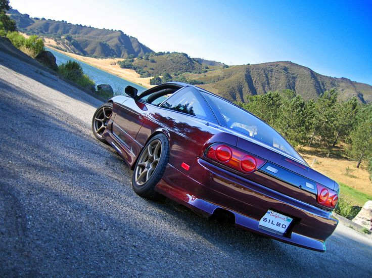 Datsun 180 SX Silvia Fastback