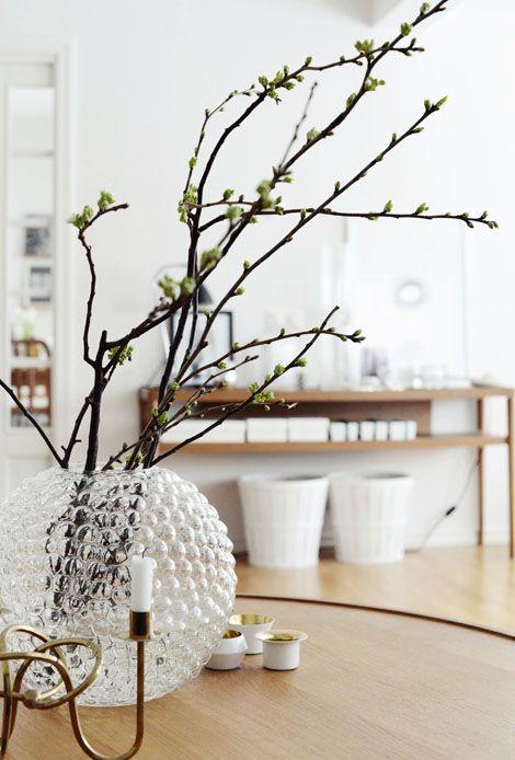 En mammas dag, Weronica - vackra vasen från Svenskt Tenn