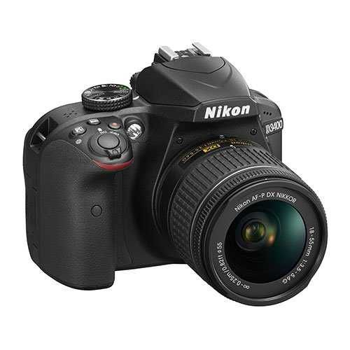 Nikon D3400 Digital SLR 18-55mm VR Lens $429 - http://www.gadgetar.com/nikon-d3400-digital-slr-18-55mm-vr-lens/