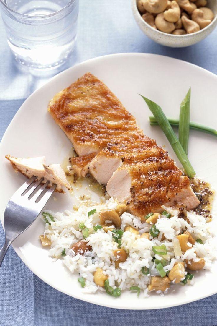 Рыба С Рисом Для Похудения. Рисовая диета для похудения: правила