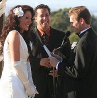 My Favorite Ceremony from Great Officiants. Simple secular ceremony. Also has great selection of special ceremonies to add to your wedding. See Ceremony Samples...