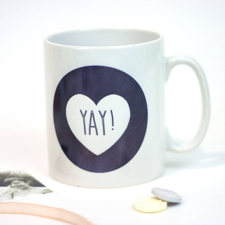 Yay Mug – Little Pieces