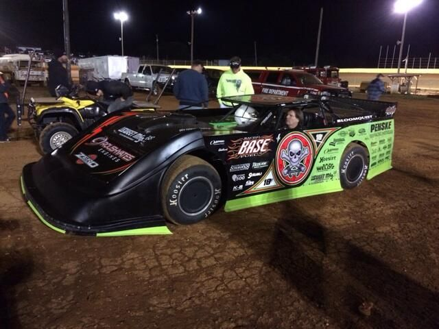 Scott Bloomquist.     Kenny Wallace (Kenny_Wallace) on Twitter