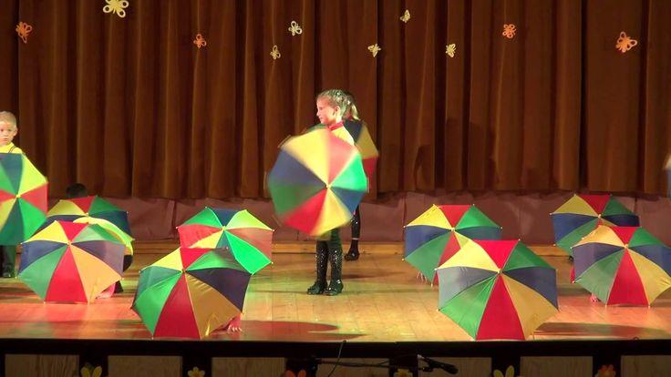 Ovigála Esernyős tánc Napraforgó cs