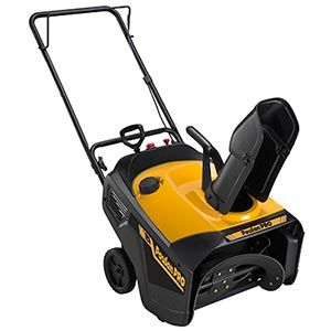 Poulan PRO®  136 cc Gas-powered 21-in.  Single-stage Snow Thrower