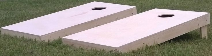 Non-Painted DIY 1x4 Cornhole Board Set With Corn Filled Cornhole Bags   DIY Corn Hole Boards   Corn Toss   Bag Toss   Bean Bag   Un Painted by CornholeBoardsDOTus on Etsy https://www.etsy.com/listing/206755943/non-painted-diy-1x4-cornhole-board-set