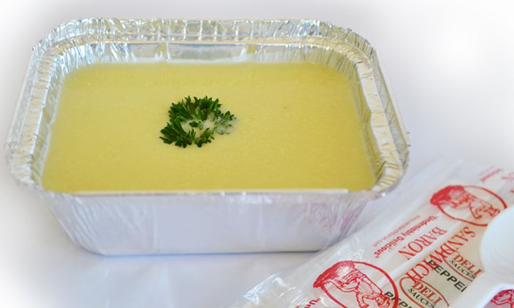 Banting soup