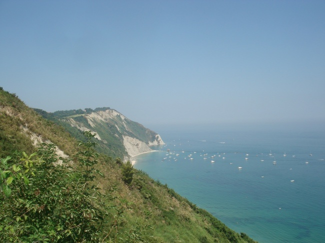 Mezzavalle Beach - Ancona - Marche - Italy