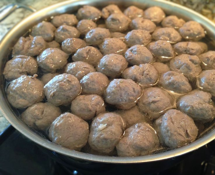 The Spices Of Life . . .: Bò Viên (Vietnamese Beef Meatballs)
