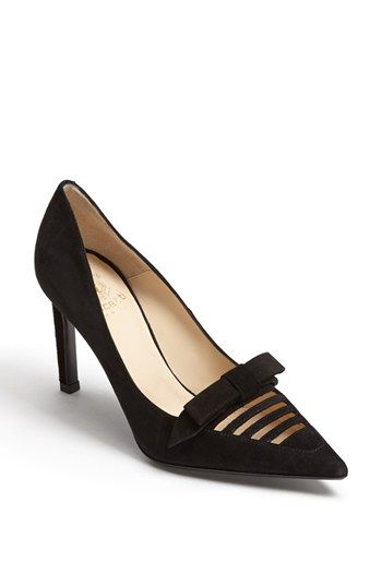 Taccetti Cutout Pump available at #Nordstrom- Beauty!!