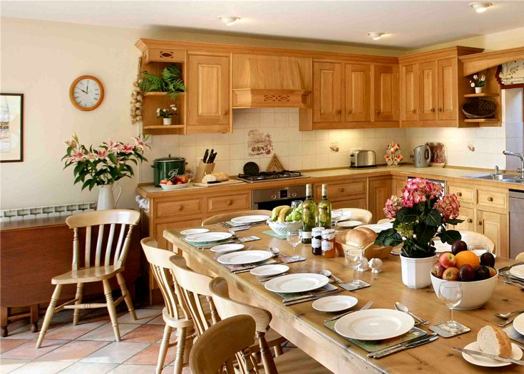 24 Best Images About English Country Kitchens On Pinterest