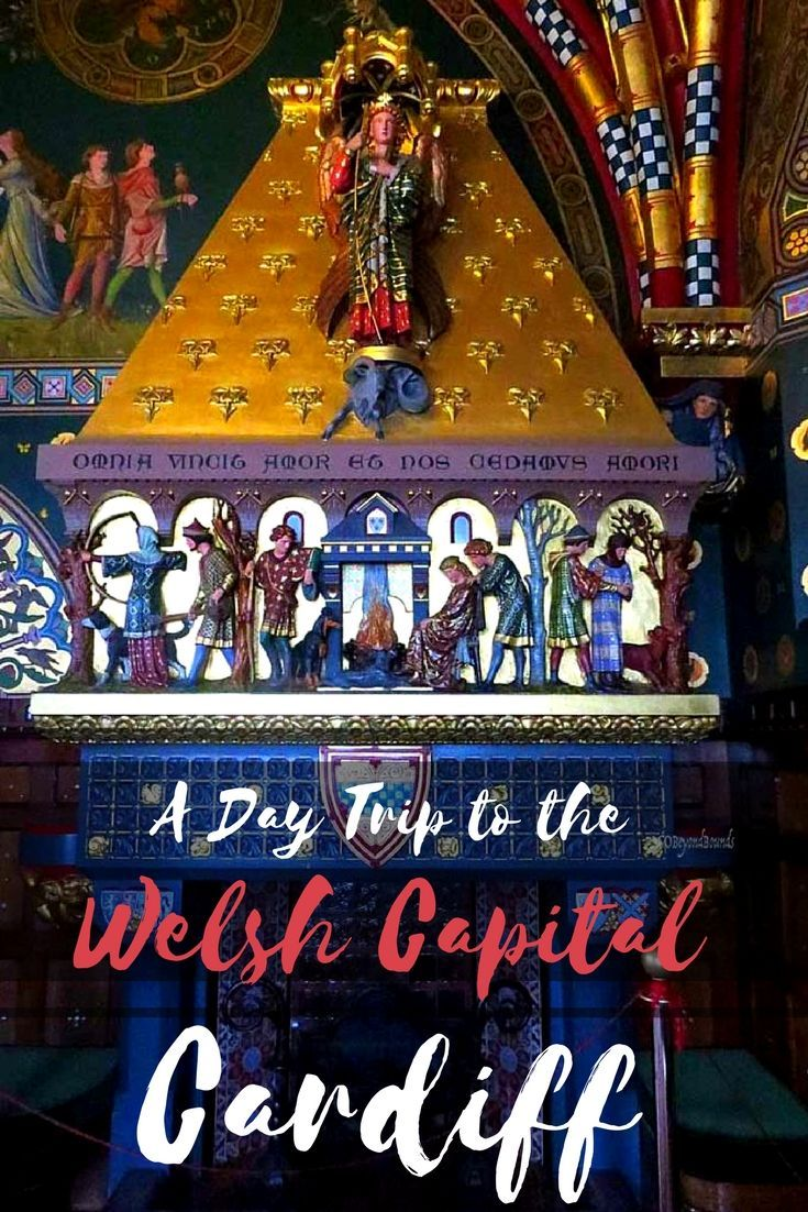 Cardiff Wales | Cardiff Things to do | Cardiff in a day | Cardiff Castle | Cardiff Bay - Here are the top things to do in the Welsh capital Cardiff on a day trip.