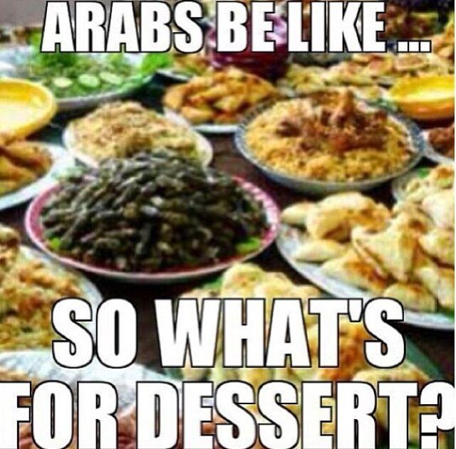 Gotta love Arabs