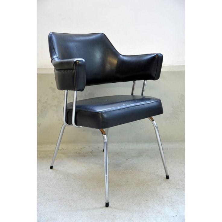 25 melhores ideias sobre fauteuil de barbier no pinterest sal es de beleza - Fauteuil coiffeur vintage ...
