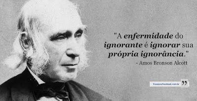 Samuel Lopes - Pensamentos filosóficos: Até quando seremos ignorantes? Afaste esta névoa d...