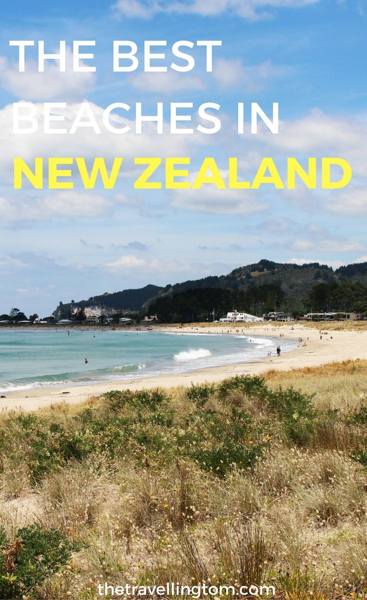 The best beaches in New Zealand. Find out which of New Zealand's beaches are the best to visit. Whether you're oing a New Zealand road trip or just visiting, there are lots of great beaches to visit. Check out New Zealand's best beaches now!  Coromandel Peninsual | things to do in New Zealand | where to go in New Zealand | New Zealand beaches | beaches of New Zealand | New Zealand travel | visit New Zealand #NewZealand #beaches