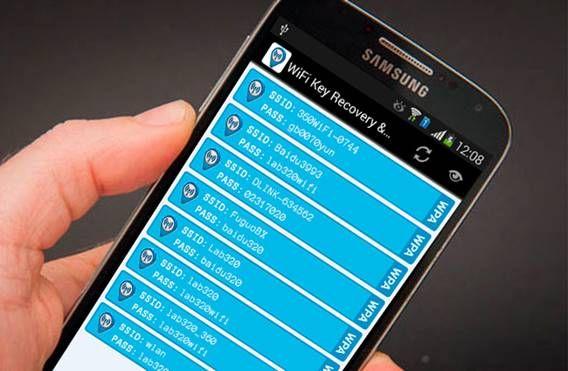 Cómo ver contraseñas WiFi guardadas en Android?