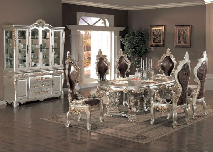 Delightful Luxury Dining Room Furniture Fancy Luxury Formal Dining Room Sets Modern  Spacious Dining Room On Dining Room