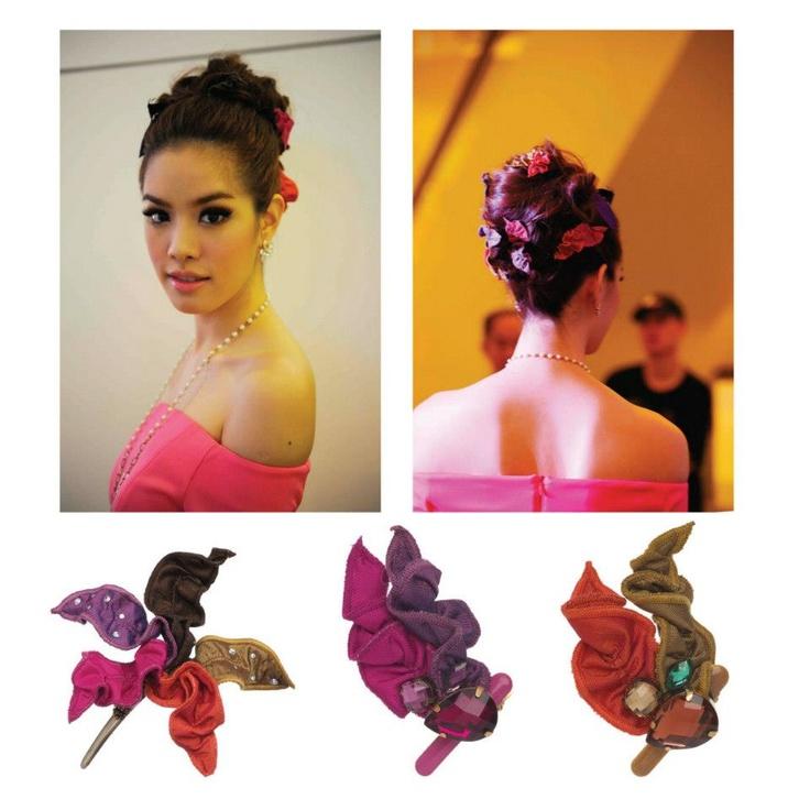 EVITA PERONI คุณเกรซ-กาญจน์เกล้า ด้วยเศียรเกล้า มาเป็นตัวแทนนางแบบลุค Pret a Party เหมาะกับสาวหวาน ที่ชอบสีสัน เหมาะกับปาร์ตี้แบบเบาๆ น่ารักๆ ช้อปออนไลน์ที่ www.central.co.th/evitaperoni