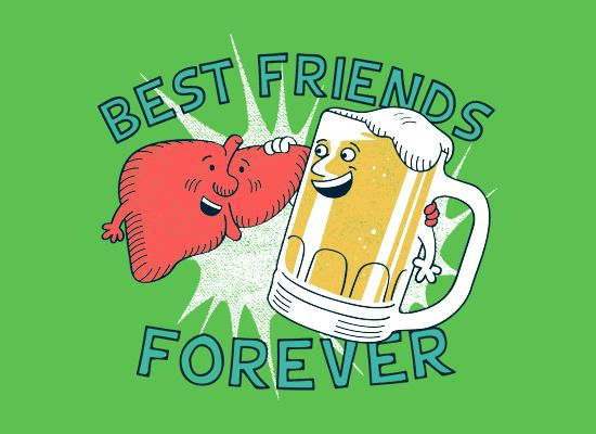 BFF T-Shirt: Happy Mondays, Best Friends Forever, Funny Shit, Drinks Craftbeer, Drinks Crafts, Liver, Crafts Beer, Guys, Bff T Shirts