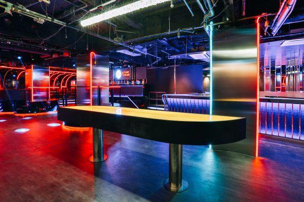 リニューアルした 渋谷のクラブ「ATOM(アトム)」はフロア面積が2倍、さらにはサウンド&ライティングもより豪華に!