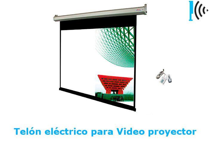 Mira pantallas con sistema eléctrico para vídeo beam en nuestro portafolio en linea:  http://telonescolombia.com/Catalogo-de-pantallas-de-proyeccion-para-video-beam-Telones-Colombia.html