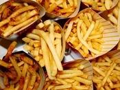 Fast Food French Fry Fray: McDonald's vs. Burger King vs. Wendy's