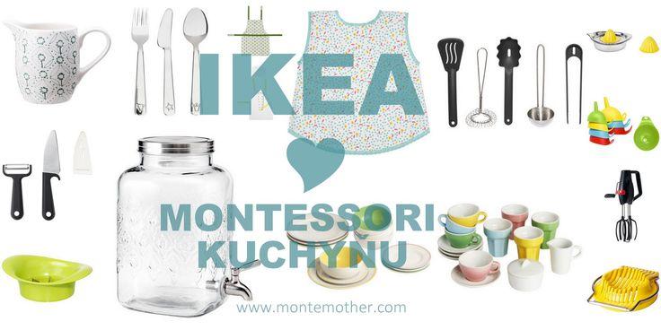 IKEA ❤ Montessori kuchyňu