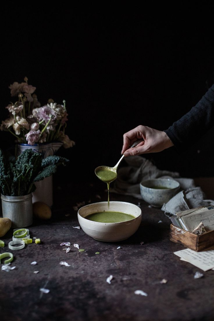 Kale & Leek Soup - A Venetian Gathering with The Freaky Table in Venice   Hortus Natural Cooking