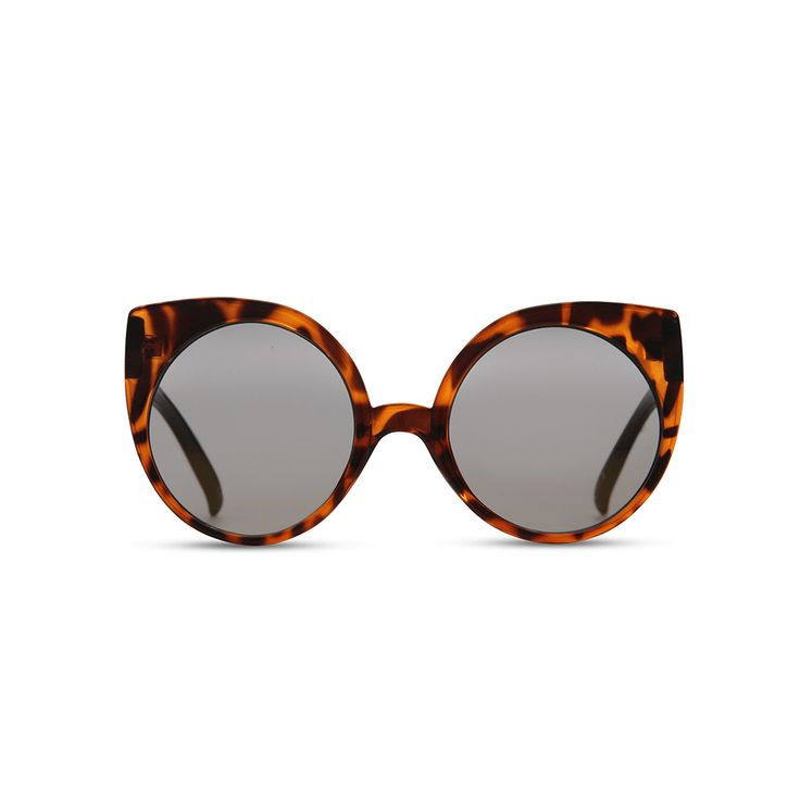 SUPA SUNDAYS | Radio Calypso Demi Brown Tortshell Sunglasses
